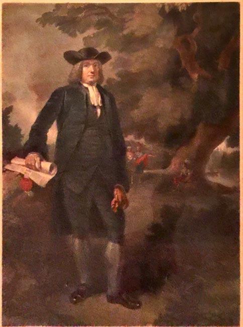Painting-of-William-Penn