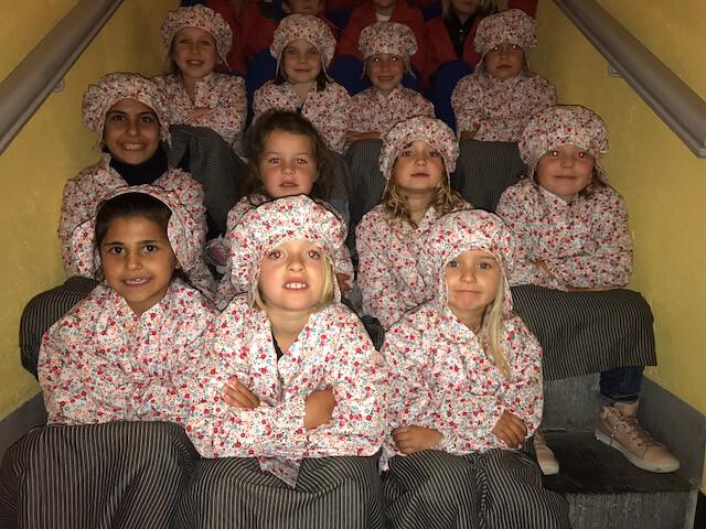 Bezoek Sincfala museum 1ste en 2de leerjaar Windekind