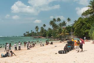 Polhena Beach, Matara, Sri Lanka