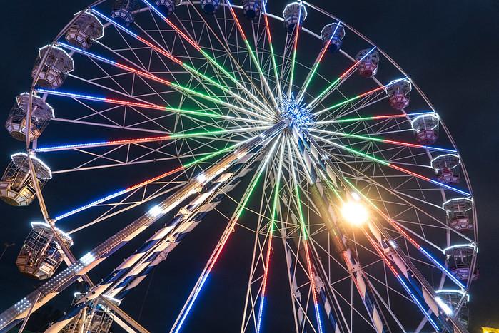 Hull Fair. Photo: © Josh Moore