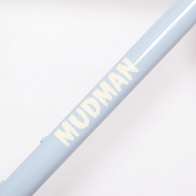 Mudman Canti Frame & Steel Fork Painted by Swamp Things.