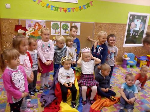 Urodziny Miśków i Laleczek