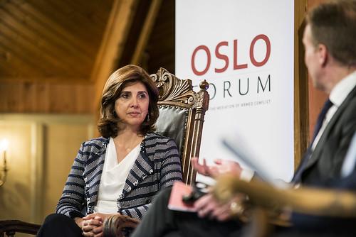 Oslo Forum 2017