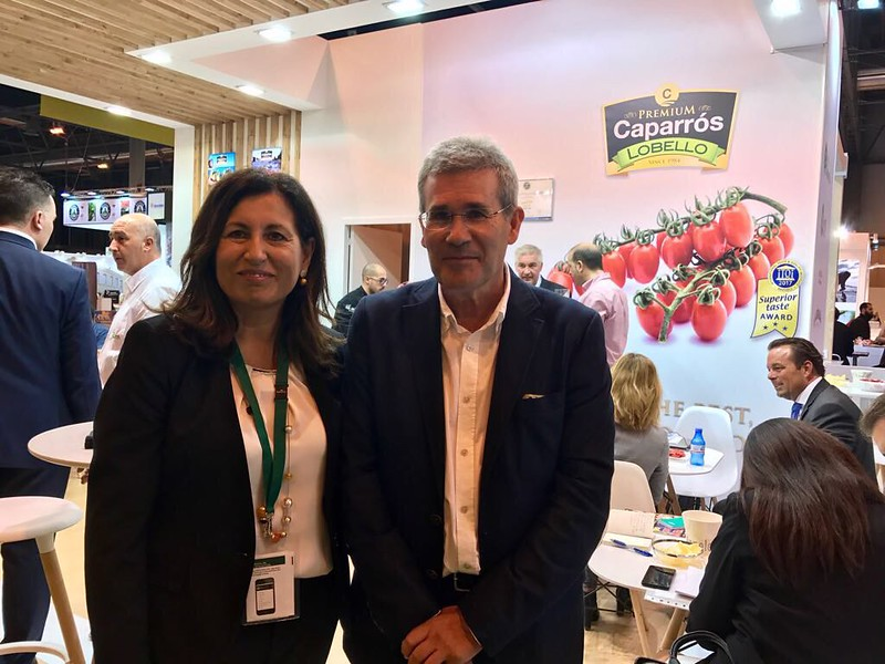 El PITA en Fruit Attraction 2017