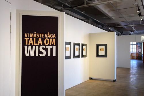 Vi måste våga tala om Wisti på EWK-museet