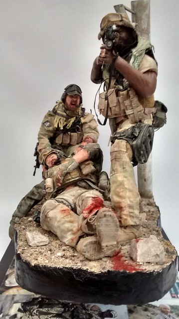"""""""Cover me Bro...!!!"""" US Green Berets in Iraq 2003 37600575500_5874038442_z"""