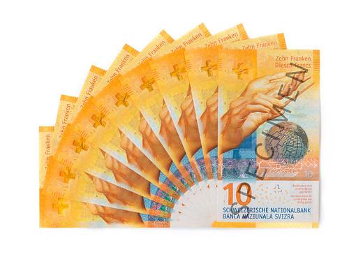 2017 new Swiss banknote