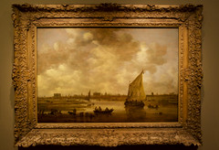 """""""View of Leiden from the Northeast""""- Hermitage Amsterdam"""