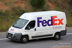 FedEx | Fiat Ducato