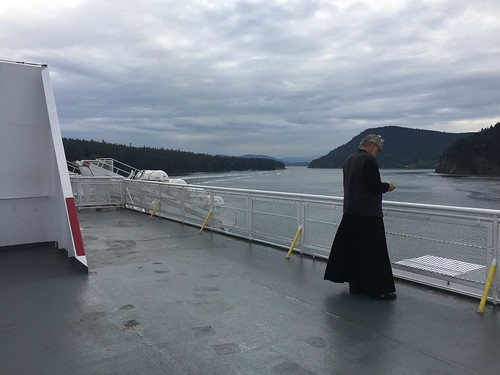 The Ferry Fancy Life, Port Angeles and Vancouver, BC. May 9 - 11, 2017.