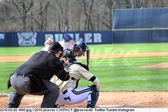 2016-03-25 1800 COLLEGE BASEBALL Western Michigan at Butler