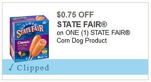 Corn Dog Coupon