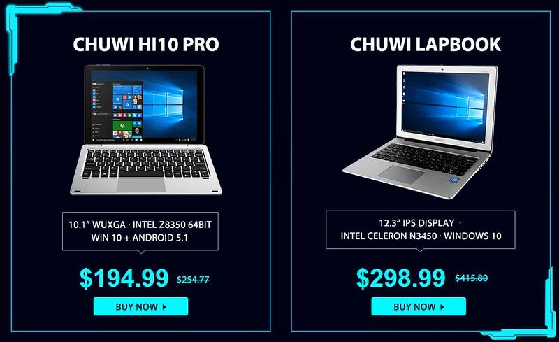 Chuwi LapBook Air レビュー (3)