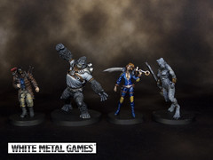 The Others -- Gamma Team