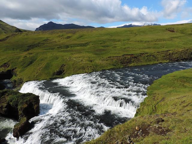 Skógar Valley, Iceland