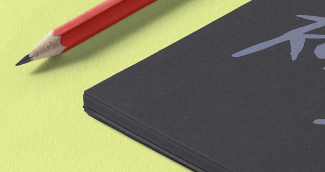 Notepads with Pencil Mockup 6