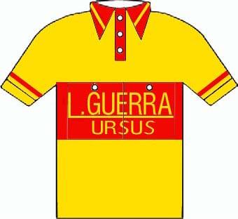 Guerra - Giro d'Italia 1952