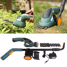 East 3.6V 2 In 1 Electric Cordless Grass Shear Hedge Trimmer Power Tool (971523) #Banggood