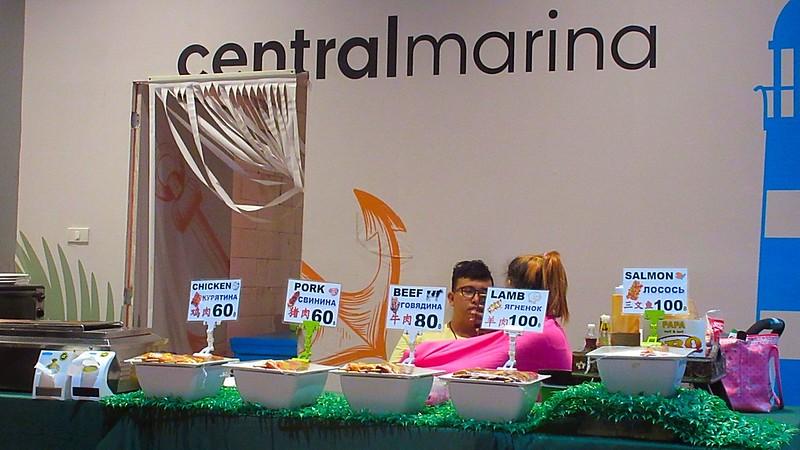 Central Marina Pattaya Shopping Mall