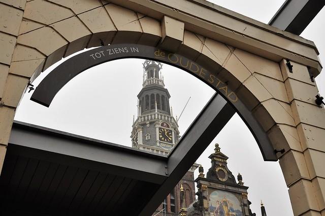 Tot ziens-Goodbye / de Oude stad-Old City.............. On Explore