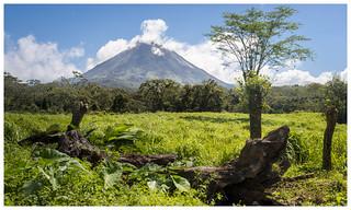 Costa Rica - Arenai National Park