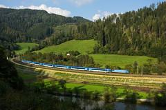 České dráhy railjet