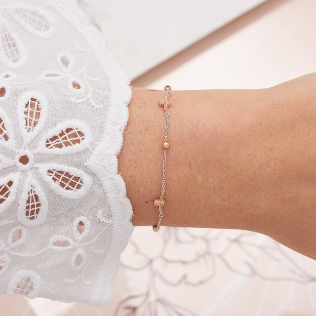 queen-bee-ball-chain-bracelet-silver-rose-gold-p869-5108_image