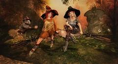 Autumn Witches
