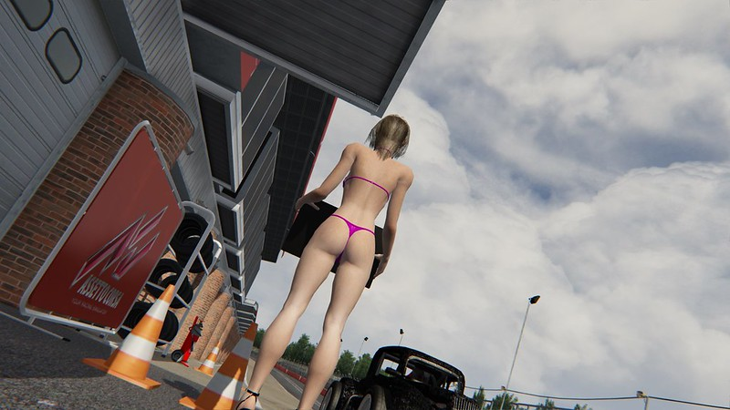 ACFL GRID GIRL FOR AC