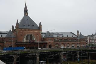 Københavns Hovedbanegård - Copenhagen Central Station