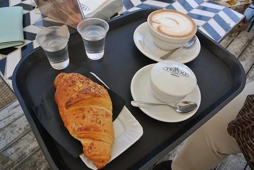 Matera breakfast