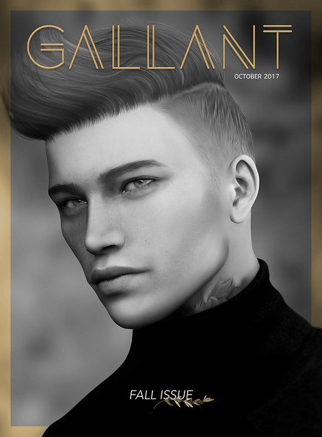 Gallant Magazine SL - Fall Issue