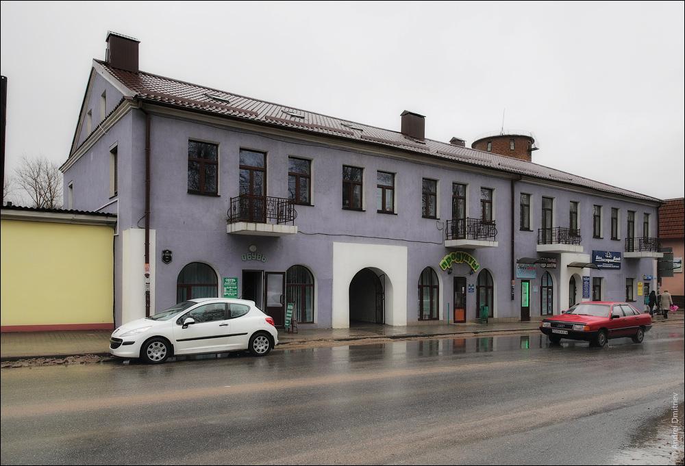 Дом по улице Минской