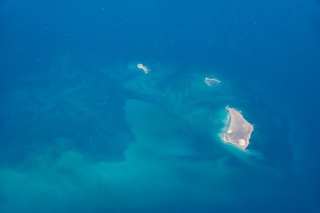 Baja island