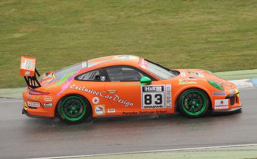 Bosch Hockenheim Historic 2016 -  Porsche 997 GT3 Cup - Christian Neubecker