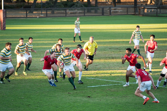 PLNU vs Stanford Rugby Fall 2017 1