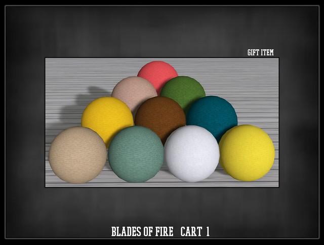 blades of fire A 4