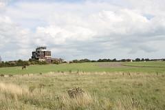 RAF Manston control tower