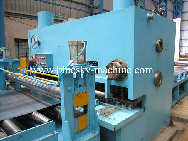 Cut To Length machine in india