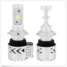 Pair H7 H11 9005 9006 36W 6000LM Car LED XHP50 Headlight Bulb Light Conversion Kit (1107763) #Banggood