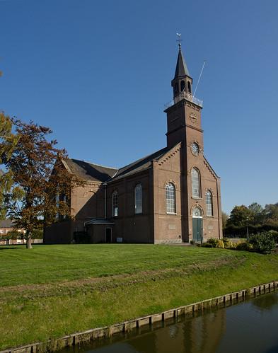 Fijnaart - Hervormde kerk