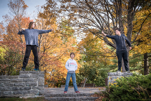 fun family photos in Ottawa