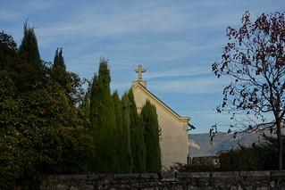 Tomb of Général de Boigne @ Cemetery @  Eglise Saint-Pierre Lemenc @ Chambéry