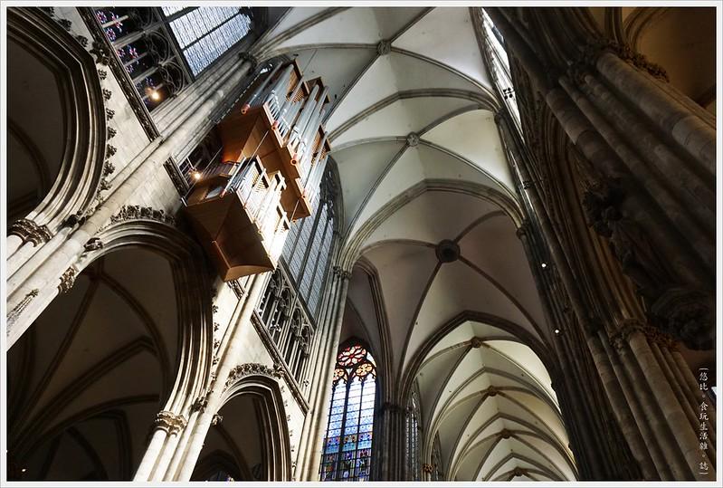 科隆大教堂-83-內部