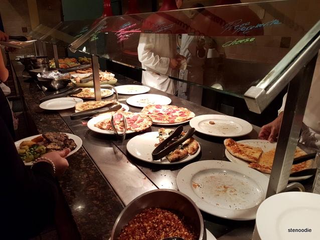 Vinnie Zucchini's Italian Buffet Pizzeria