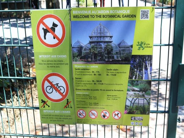 jardin des plantes obiective turistice lyon 1