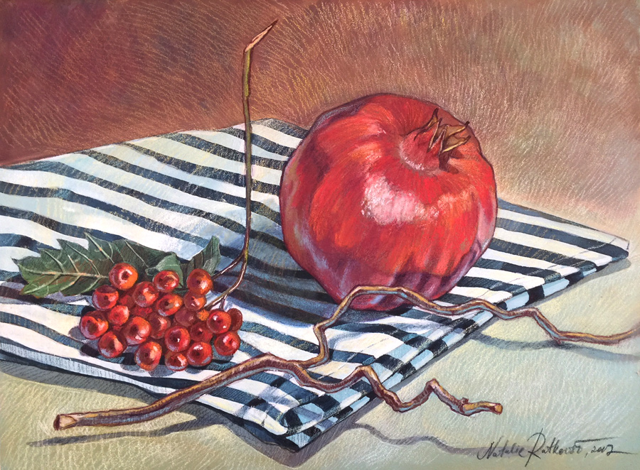 Pommegranat
