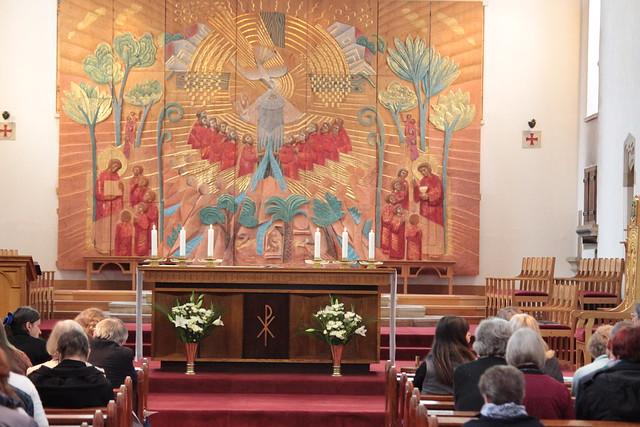 Mgr Peter Hockens Memorial Mass