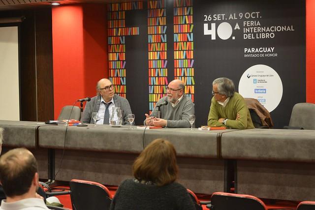 """Presentación del libro: """"SOBRE LA FUNDACIÓN Y DESARROLLO DEL PARTIDO COMUNISTA DE URUGUAY"""" DE CARLOS YAFFE"""