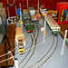G scale model layout